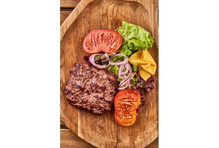 Бургер - салат