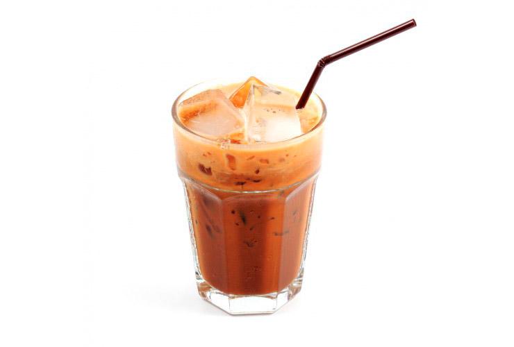 Кофе фраппе (со льдом)